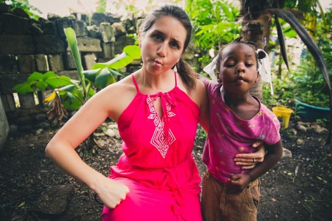 Erika Haiti Transformed